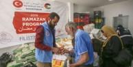 TDV'den Filistin'de ramazan yardımı