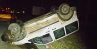 Tekirdağ'da trafik kazası: 4 kişi yaralı