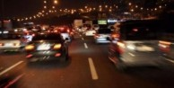 TEM Otoyolu Ankara istikameti ulaşıma kapandı