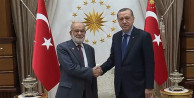 Saadet Partisi liderinden Erdoğan'a telefon