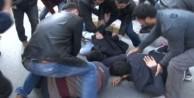 Terör destekçileri gözaltına alındı