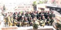 Terörist askerlerden inanılmaz provokasyon!