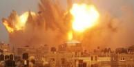 İşte Terörist İsrail'in Gazze'ye saldırı politikası!
