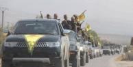 Teröristleri korku sardı: 400 araçlık konvoy...