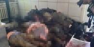 Tespit edilen teröristler inlerinde öldürüldü!