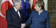 Almanya ile işbirliğinin devam ettirilmesinde mutabık kalındı