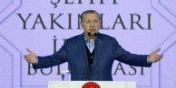 Erdoğan: 15 Temmuz'un tekerrürüne izin vermeyeceğiz