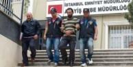Ticari taksi gaspçıları yakalandı