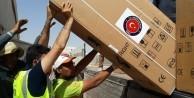 TİKA'da Afganistan'a çadır yardımı