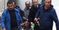 Trabzon'da 'epilasyon' kavgası