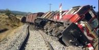 Trans Asya trenine mayınlı saldırı