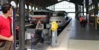 Tren garlarında güvenlik önlemleri arttırılacak
