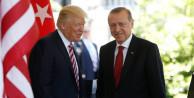 Trump'tan Erdoğan'a sıcak karşılama! Kapıda karşıladı