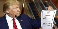 Trump'tan yeni hamle geldi: ''Şişirin''