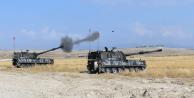 TSK, PYD'yi vurmaya başladı