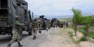 Tunceli'de çatışma: 3 asker hafif yaralı
