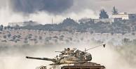Türk tankları Türkiye'ye dönüp farklı şekilde tekrar gitti!
