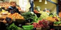 Rus pazarlarında bayram havası!