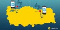 Turkcell'den yerli baz istasyonuyla ilk görüntülü görüşme