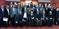 Türkiye Gönüllü Teşekküller Vakfı ' Kurucular Kurulu Toplantısı' yapıldı