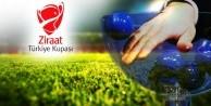 Türkiye Kupası'nda çeyrek final eşleşmeleri belli oluyor!