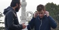 Türkiye'deki turistlere Kur'an dinletilince...