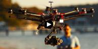 Türkiye'nin ilk Drone yarışı İstanbul'da yapıldı