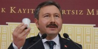 Tuzluk vekil İdris Bal kendi kurduğu partiden istifa etti