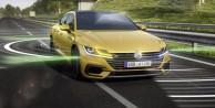 VW'den ilginç sistem: Kendine gel şoför bey!