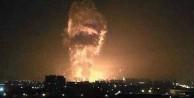 Yanlış 'patlama fotoğrafı' gündem oldu
