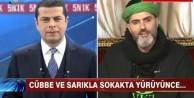 Alptekin'e 'IŞİD'çi misiniz' diye sorunca... (VİDEO)