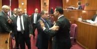 KKTC'de Meclis karıştı