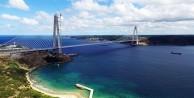 Yavuz Sultan Selim Köprüsü çevresine değer kattı