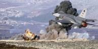 YPG hedefleri yoğun ateş altında!