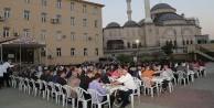Yüksekova'da şehit aileleri ve gazilere iftar sofrası