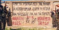 Yunan anarşistler PKK'ya katıldı!