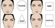 Yüz şekliniz karakterinizi gösteriyor!