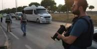 Zonguldak'ta bomba yüklü araç alarmı