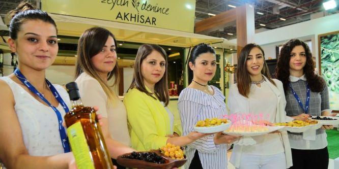 Akhisar'dan fuarda lezzet şovu