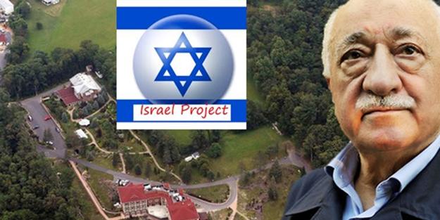 Paralel yapıda 'İsrail Projesi'