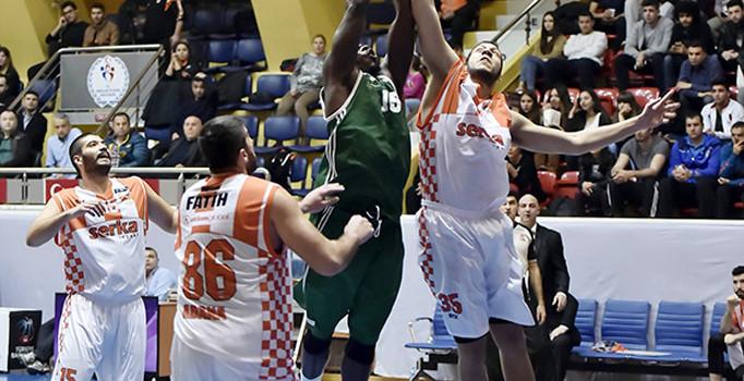 1. Basketbol Ligi'nde Adanaspor küme düştü