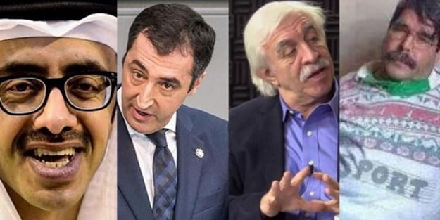 1 haberde 4 hain! Erdoğan düşmanlığında son nokta