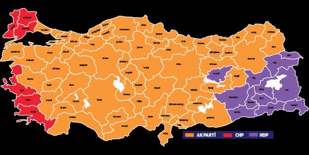1 Kasım 2015 Genel Seçimleri Milletvekili Tam Listesi