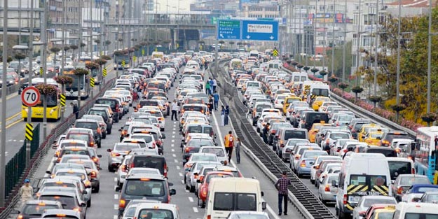 1 Mayıs Çarşamba İstanbul'da hangi yollar kapalı? Yarın hangi yollar kapalı?