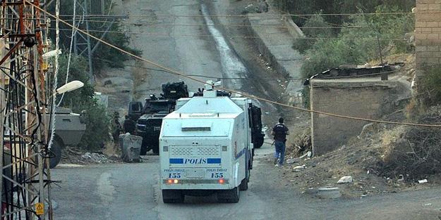 1 terörist öldürüldü 2 terörist yakalandı