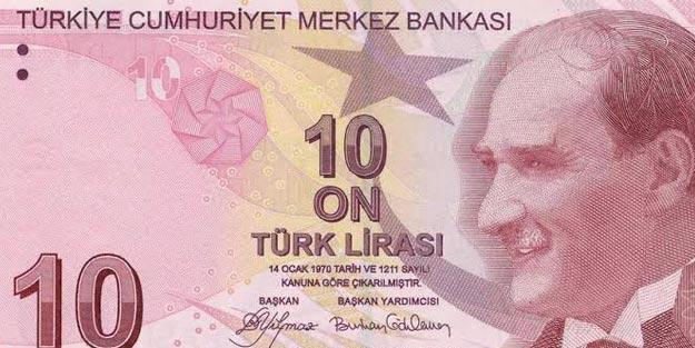 10 lira piyasadan kalkıyor mu?