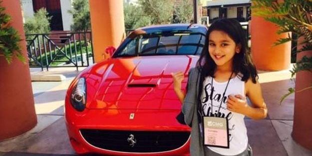 10 yaşındaki kızın başarısı dünya devlerinin radarında