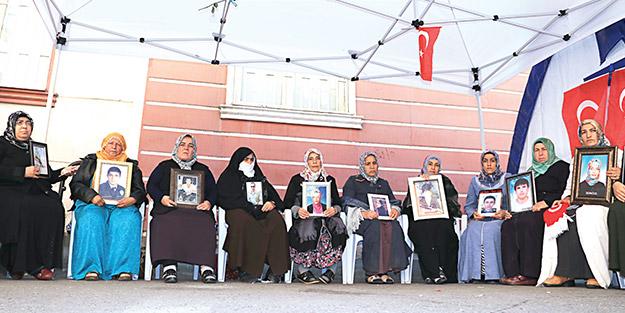 100 aile olsak Diyarbakır'dan kaçarlar