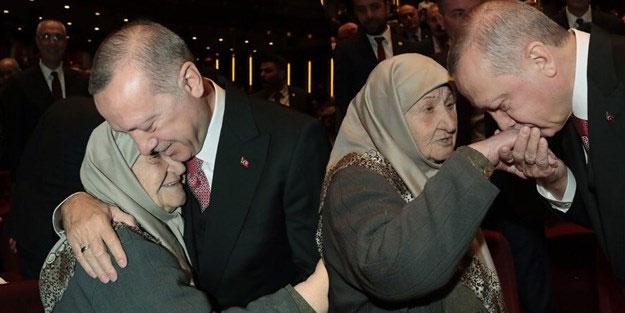 107 yaşındaki Şükriye nine, Erdoğan ile görüşmesini anlattı