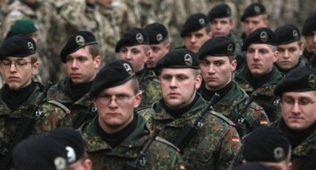 Almanya, Kosova'da askeri varlığını küçültüyor